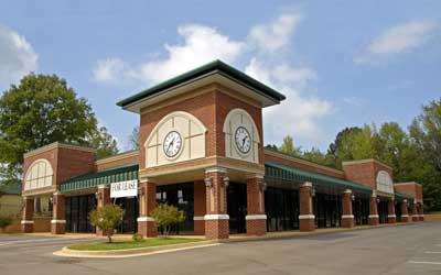 Mississippi Commercial Property