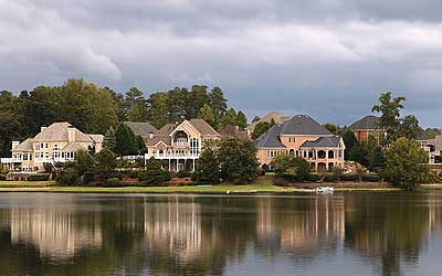 Mississippi Waterfront Property